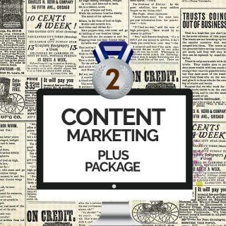 Content Marketing Plus Package