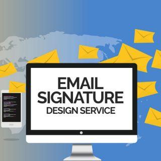 Email Signature Design Service