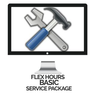 Flex Hours Basic Service Package