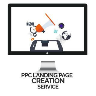 PPC Optimised Landing Page Creation Services