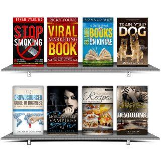 E-Book and Kindle Book Cover Design Service