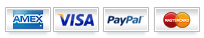 Pay by Credit Card or PayPal - image